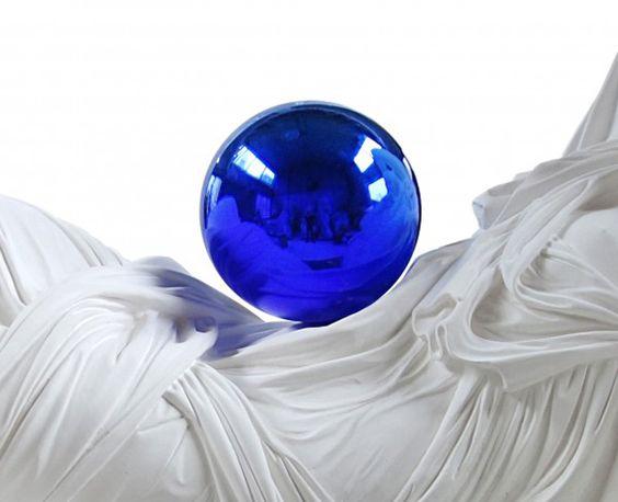 Gazing Ball by Jeff Koons (2013)