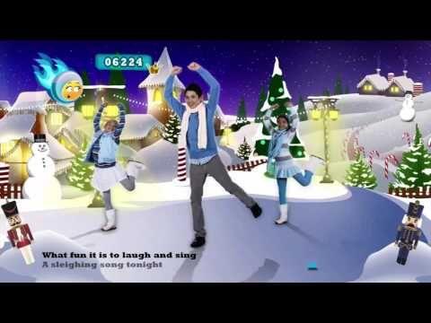 Just Dance Kids 2 Jingle Bells 4 Stars Xbox 360 Youtube Just Dance Kids Just Dance Kids Dance