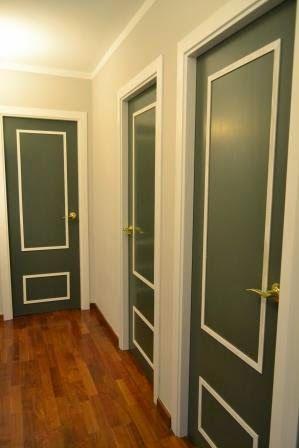 puertas de interior el antes y el despu s restauraci n