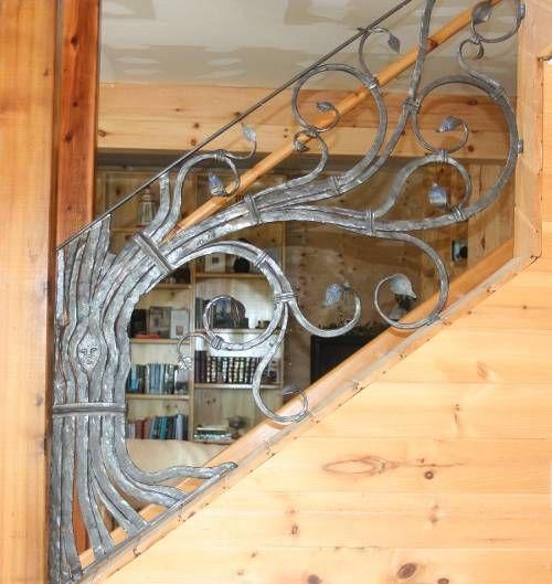 Best Railings Custom Metal And Stair Railing On Pinterest 400 x 300