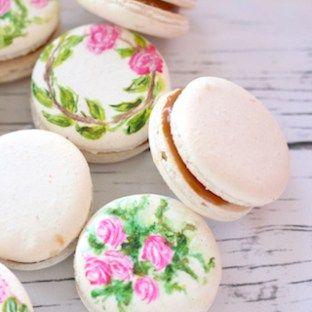 tutorial de macarons