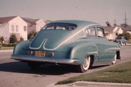 49' Chevy Fleetline