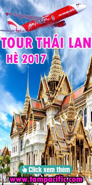 tour du lich thai lan he 2017