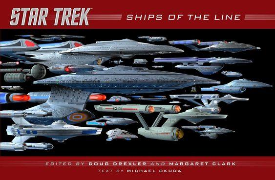 Star Trek: Ships of the Line: Doug Drexler, Margaret Clark: 9781476782584: Amazon.com: Books - See more at : http://www.amazon.com/gp/product/147678258X/ref=as_li_tl?ie=UTF8&camp=1789&creative=390957&creativeASIN=147678258X&linkCode=as2&tag=freeadvert003-20&linkId=LNBI33RQPGHGITLR