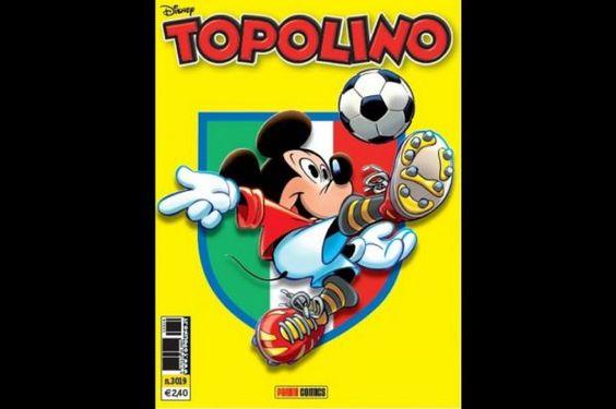 Topolino, debutto Panini in rovesciata