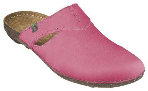El Naturalista Woman Clog N318 Grain Pink / Torcal,8 M US