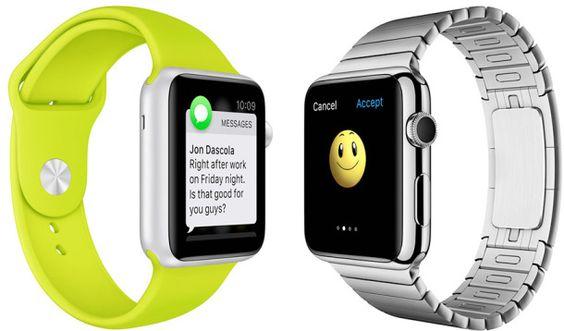 Shocker: Reuters reports next-gen Apple Watch will be even better than first-gen model click here:  http://infobucketapps.com