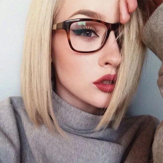 Resultado de imagem para oculos de grau feminino tumblr