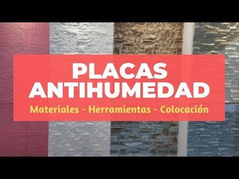 Ll Entra A Ver Precios Caracteristicas Y Como Colocar Las Placas Antihumedad Easy Consejos Sobre Los Paneles Las Me Placas Antihumedad Antihumedad Placas