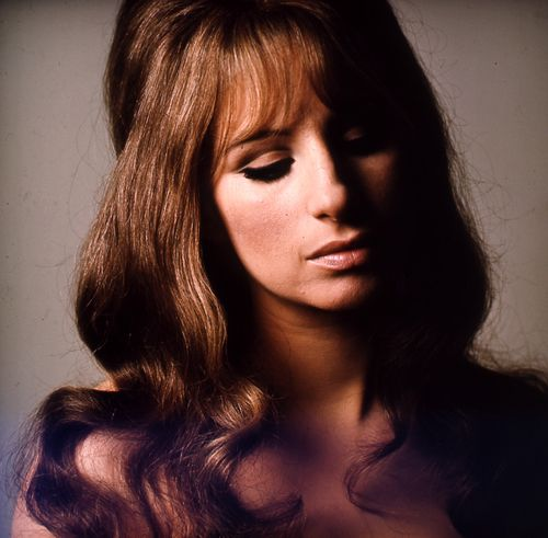 """I knew that with a mouth like mine, I just hadda be a star or something."" - Barbara Streisand"