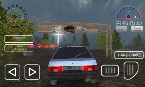 لعبة سباق السيارة الروسية العاب ماجد Russian Car Driver Car