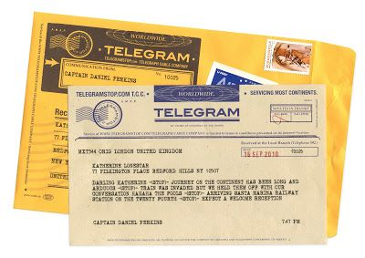 I want to send a telegram!!  You can do it at telegramstop.com
