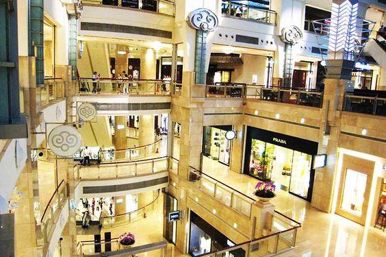 Taipei 101 - trung tâm mua sắm hàng đầu Đài Bắc