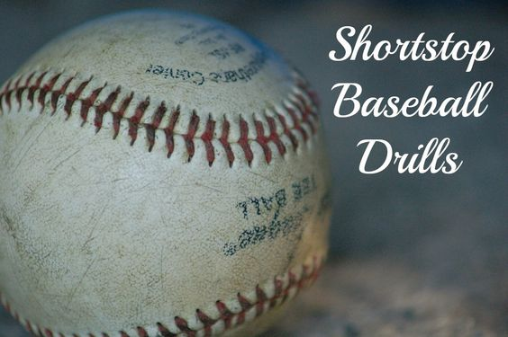 Today, we're going to cover some baseball drills that you can use during practice to improve your shortstop's athletic skills.