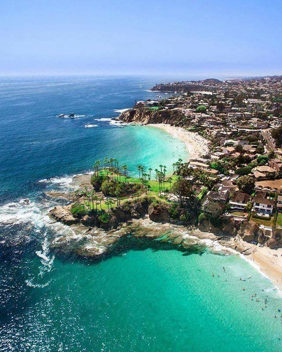 Laguna Beach, Orange, California