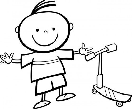 Dia Del Nino Mexico Imagenes Tarjetas Imagenes Para Whatsapp Cartoon Coloring Pages Black And White Cartoon Cartoon