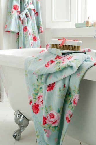 CATH KIDSTON ANTIQUE ROSE HAND TOWEL DUCK EGG BLUE by CATH KIDSTON, http://www.amazon.co.uk/dp/B005HP8974/ref=cm_sw_r_pi_dp_FJycrb1X4A4NQ