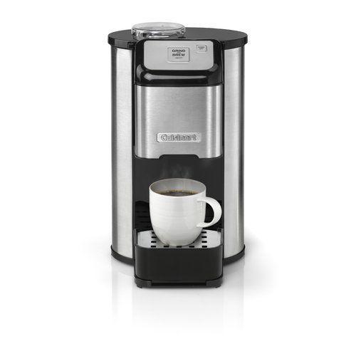 1 Cup Filter Grind And Brew Coffee Maker Cuisinart Grindandbrewcoffeemakers Coffee Bean Grinder Coffee Brewing Coffee