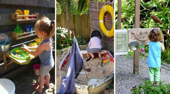 12 id es pour am nager votre jardin jardin pinterest - Idee pour amenager son jardin ...