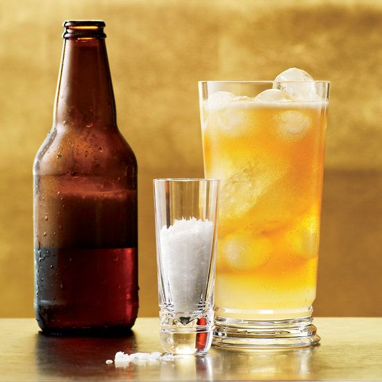Beer Cocktails Michelada Gingembre