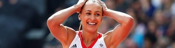 When Jessica Ennis performed, the crowd noise was louder than a jet fighter plane at 120 decibels. And her 200m ... (race video)