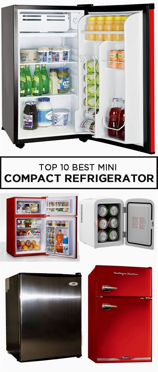 Must Know Tips To Buy The Best Compact Mini Refrigerator Mini