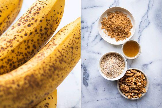 Bananenbrot I nom-nom.ch