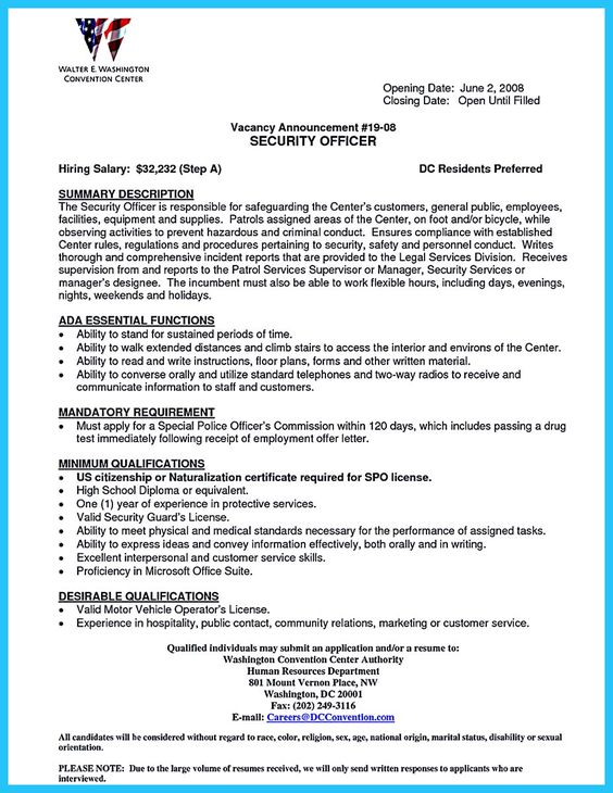 nice Powerful Cyber Security Resume to Get Hired Right Away, Check - summit security officer sample resume