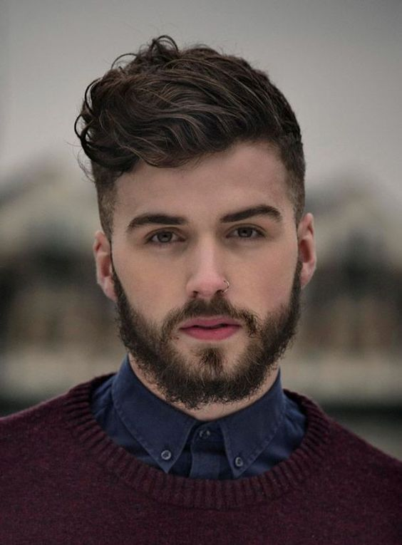 Pleasant Hipster Hairstyles Cool Style And Hipster On Pinterest Hairstyles For Men Maxibearus