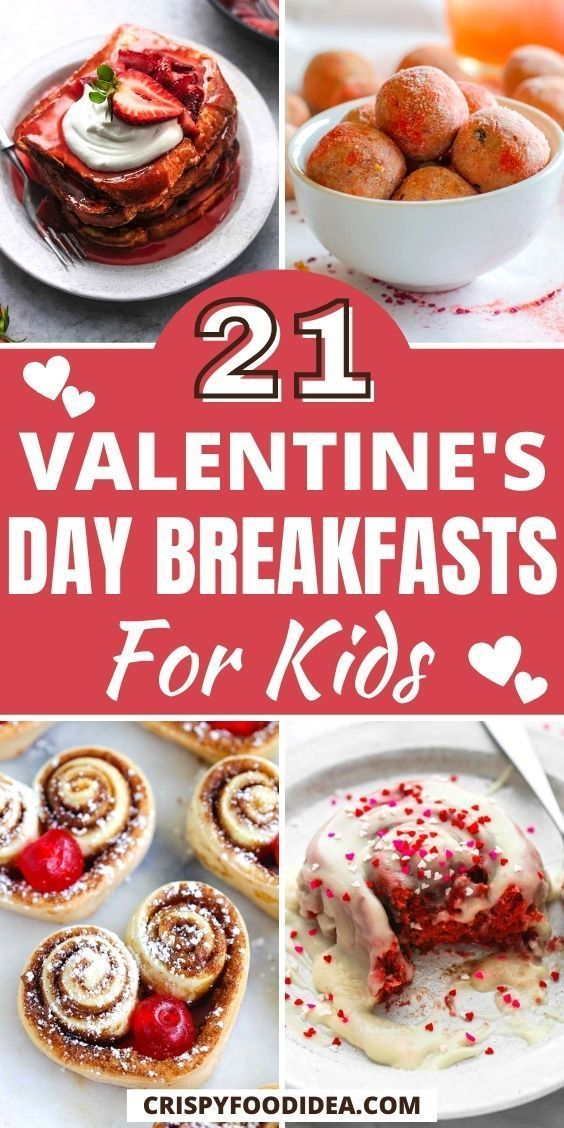 valentines day breakfast recipes for kids