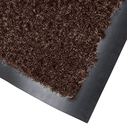 Cactus Mat 1462r B3 Catalina Premium Duty 3 X 60 Brown Olefin Carpet Entrance Floor Mat Roll 3 8 Quot Thick In 2020 Stain Remover Carpet Entrance Mat Brown Carpet