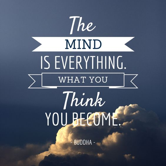 What You Think Quotes: What You Think, Buddha And You Think On Pinterest