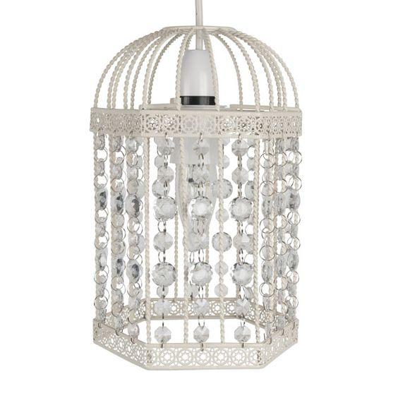 Ceiling Light Fittings Dunelm Mill: Shops, Home And Birdcage Light On Pinterest