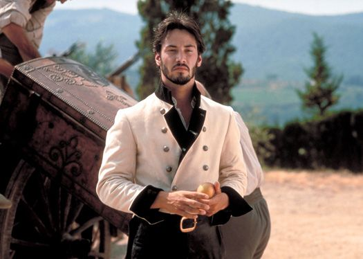 Much Ado About Nothing. (1993) Starring: Keanu Reeves as Don John. Don Pedro's evil half brother; his dissatisfaction with his own lot in life leads to his attempts to foil the happiness of his perceived enemies.