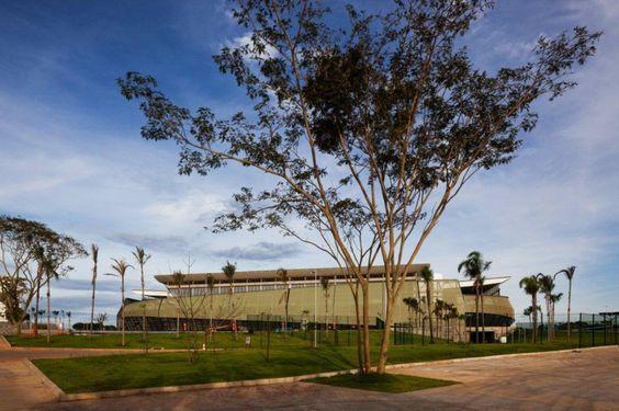 Pantanal Arena / GCP Arquitetos