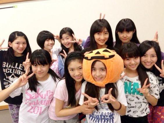 さくら学院 sakura gakuin