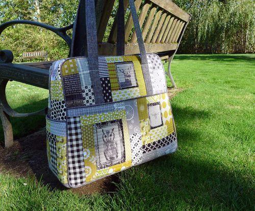 Weekender Bag by Oh! Fransson
