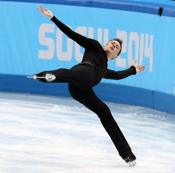 Men's Free Skate Figure Skating