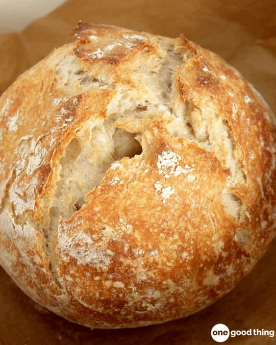 No-Knead Overnight Bread