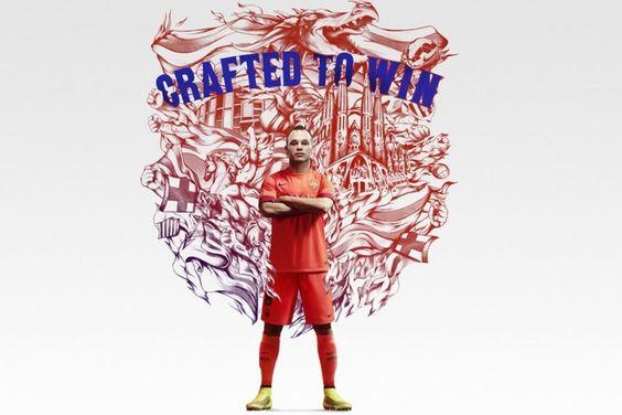 La nueva camiseta reserva del FC Barcelona, de color carmesí