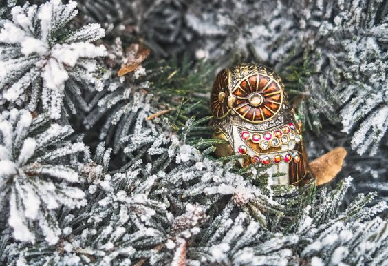 Instant download. 3 JPG, high res. Оwls. Christmas toys set on the Christmas tree, macro, wall, print, book by CameraClick on Etsy