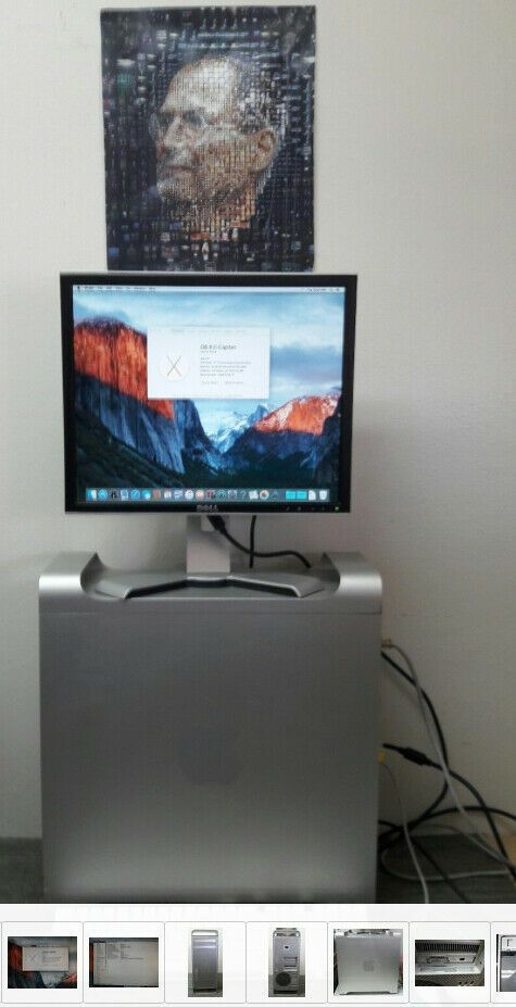 Mac Pro Early 2008 2 X 2 8 Ghz Quad Core Intel Xeon 8 Gb 500gb Apple Mac Pro Quad Software Sales