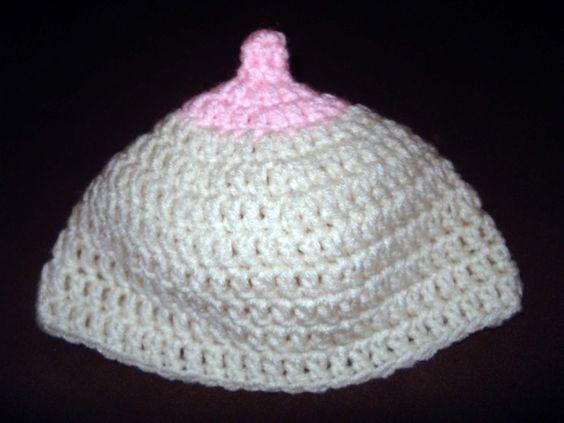 Pro-Breastfeeding Infant Hat