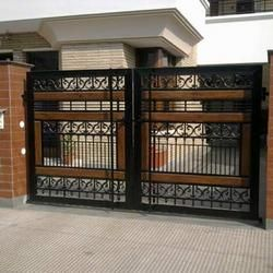Gate Design Ideas winsome elegant gate design and stone fencing decor ideas Modern Homes Iron Main Entrance Gate Designs Ideas Amazing Gate Designs Pinterest Entrance Gates Main Entrance And Modern Homes