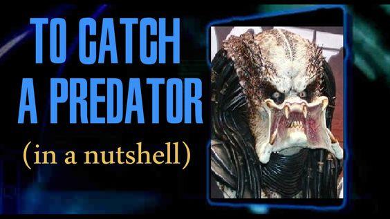 how to catch a predator show