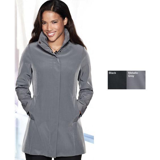 Katherine - Women's Trench Coat