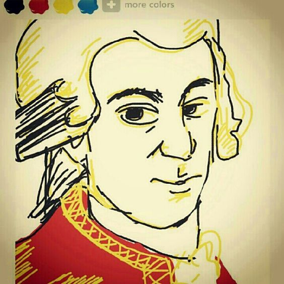 wolfgang amadeus mozart speech Wolfgang amadeus mozart was the most sensational wunderkind (a german  word  starred in his piano concertos as soloist, and became the talk of the town.