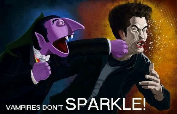 Sorry Edward..but this is too funny!