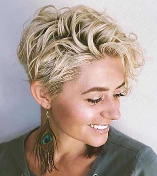 15 Modern Short Pixie Hair Shorthairpixie In 2020 Thick Hair Styles Short Hair Styles Pixie Hair Styles