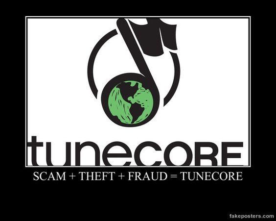 Image result for Tunecore sucks